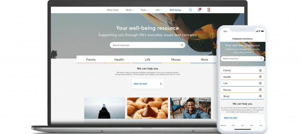 Employee Assistance Programme Hypnotherapy Login Page
