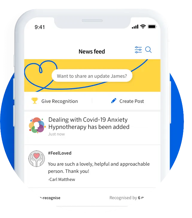 Employee Assistance Programme Hypnotherapy News App